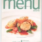 Special Wegmans Menu Magazine / Cookbook Winter 2005 Regional