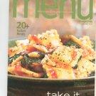 Special Wegmans Menu Magazine / Cookbook Fall 2007 Regional