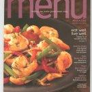 Special Wegmans Menu Magazine / Cookbook Winter 2006 Regional