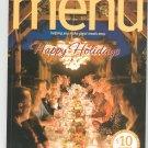 Special Wegmans Menu Magazine / Cookbook Holiday 2008 Regional