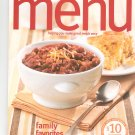 Special Wegmans Menu Magazine / Cookbook Winter 2009 Regional