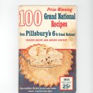 Pillsbury 6th Grand National Cookbook  Vintage Item First Edition