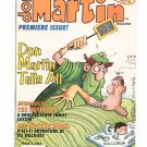 Dom Martin Magazine Premiere Issue 1 1994 Don Martin Tells All With Poster