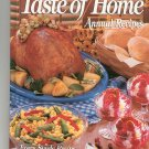 1998 Taste Of Home Annual Recipes Cookbook 0898212162