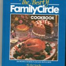 The Best Of Family Circle Cookbook 0933585004