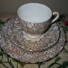 Cup And Saucer Royal Seagrave 3 Piece Set 12841 ? England