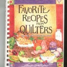 Favorite Recipes From Quilters Cookbook 1561483532