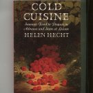 Cold Cuisine Cookbook by Helen Hecht 0689111304 Summer Food