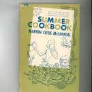 Summer Cookbook by Marion Clyde McCarroll 545378