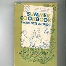 Summer Cookbook by Marion Clyde McCarroll 545378