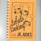 Whats Cooking With Jr. Aides Cookbook Regional New York Handicapped