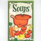 Soups Cookbook by Irena Chalmers Vintage Item