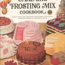 Betty Crockers Cake And Frosting Mix Cookbook Vintage First Edition First Printing