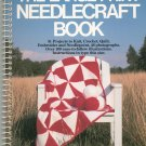 The Large Print Needlecraft Book Quilt Crochet Quilt Embroider by Mildred Graves Ryan