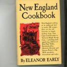 New England Cookbook by Eleanor Early First Printing Vintage 545958