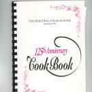 125th Anniversary Cookbook Regional New York Episcopal Church Home