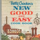 Betty Crockers New Good And Easy Cookbook Vintage 1st Edition & Printing 6215434