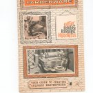 Faberware Gallery Of Broiler & Rotisserie Masterpieces Owners Manual and Cookbook