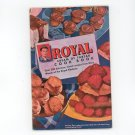 Royal Cream Of Tarter Cook Book Cookbook Vintage