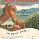 A New Food Discovery Patented by Staleys Sweetose Cookbook / Brochure Vintage Unique