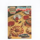 Mexican Cookery For American Homes Cookbook by Gebhardts Vintage