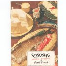 Seasoning Makes The Difference Cookbook by Carol French Frenchs Vintage