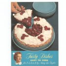 Tasty Dishes Easy To Cook Cookbook by Mary Lee Taylor Pet Milk Vintage