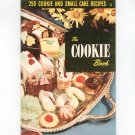 250 Cookie And Small Cake Recipes #17 Cookbook Vintage Culinary Arts Institute