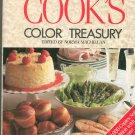 The Cooks Color Treasury Cookbook Edited by Norma MacMillan