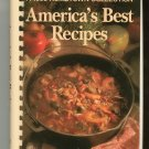 Americas Best Recipes Cookbook A 1993 Hometown Collection 0848711262