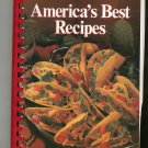 Americas Best Recipes Cookbook A 1989 Hometown Collection 0848707656