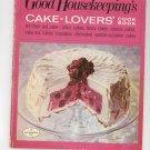 Good Housekeepings Cake Lovers Cookbook #3 Vintage