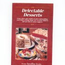 Delectable Desserts Cookbook by Taste Of Home