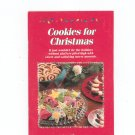 Cookies For Christmas Cookbook by Taste Of Home