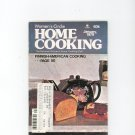 Womens Circle Home Cooking Cookbook / Magazine Vintage January 1979