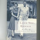 I Love You Ronnie 0375505547 Ronald Reagan To Nancy Reagan