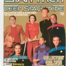 Star Trek Deep Space Nine Volume 1 Magazine Collectors Golden Premiere Edition