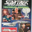 Star Trek The Next Generation Technical Journal by Starlog Magazine