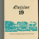 Cuisine 19 Cookbook Regional New York Community Neighbor