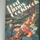 Ford Times Cookbook Volume 6 LOC#  7390719 Vintage