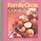 Family Circle Annual 1988 Cookbook 0933585071