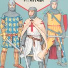 Knights In Armor Paper Dolls by A G Smith 0486287955