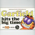 Garfield Hits The Big Time 25th by Jim Davis 034538332x