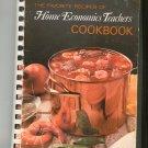Favorite Recipes Of Home Economics Teachers Cookbook Vintage LOC# 78142015