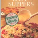 Easy Suppers Cookbook by Pat Jester 0895860643