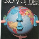 Story Of Life Part 63 Marshall Cavendish Encyclopedia Vintage