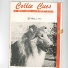 Collie Cues & Shetland Sheepdog News February 1965 1963 - 1964 Index Issue Vintage