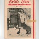 Collie Cues & Shetland Sheepdog News July 1965 Vintage
