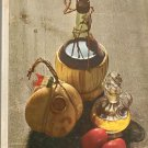The Cooking Of Italy Cookbook LOC # 6819230 68-19230 Vintage