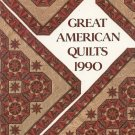 Great American Quilts 1990 0848707990